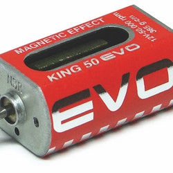 NSR - King 50K EVO Motor - 50.000rpm - 365 g•cm @ 12V - Long can