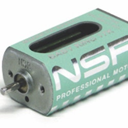 NSR - Baby King 17K Motor - 17.000rpm - 245 g•cm @ 12V - Long can