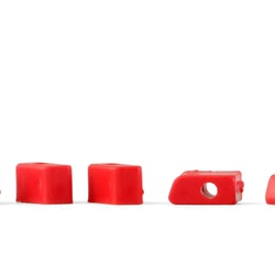 NSR - Original Plastic Cups - for Triangular motor mount 125x - 126x (10x)