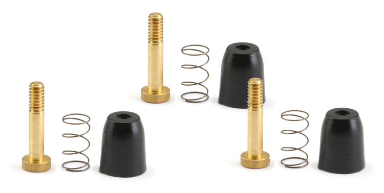 NSR - Suspensions - for motor mount 122x - 124x - 127x (Soft Springs)