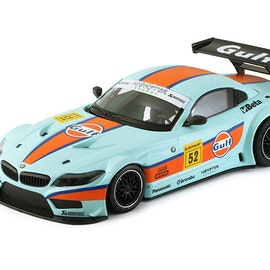 NSR - BMW Z4 Gulf Edition #52 - AW King21k rpm
