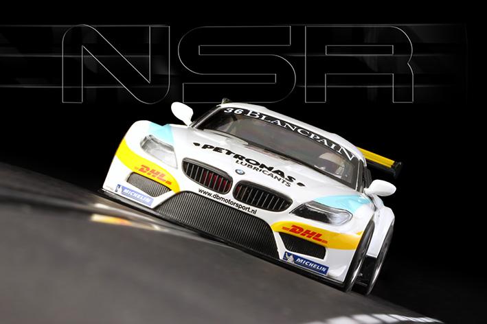 NSR - BMW Z4 - Silverstone 2012 - #36 - AW King21k rpm