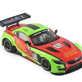 NSR - BMW Z4 #63 Rockingham 2015 - AW King21k rpm