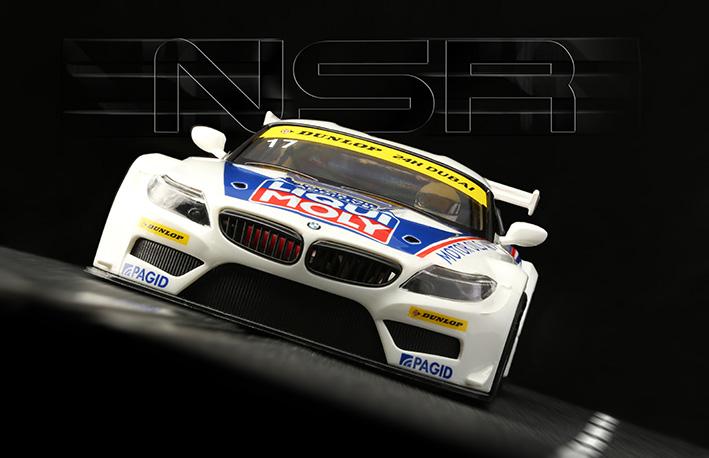 NSR - BMW Z4 E89 Liqui Moly 24h Dubai 2011 - AW King21k rpm