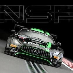 NSR - Mercedes-AMG - Strakka Racing - Blancpain 2018 - #43 - AW King21k rpm