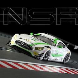 NSR - Mercedes-AMG - Sebring 2017 - #33 - AW King21k rpm