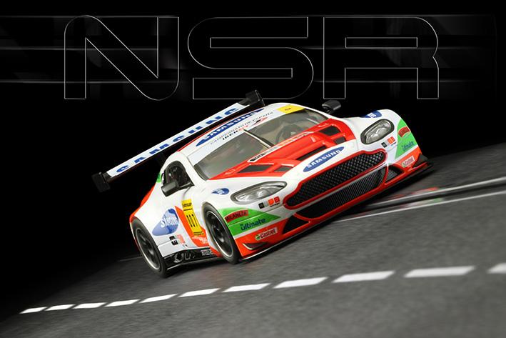 NSR - ASV GT3 - #007 GT Jarama 2010 - AW - King Evo3 21.400 rpm