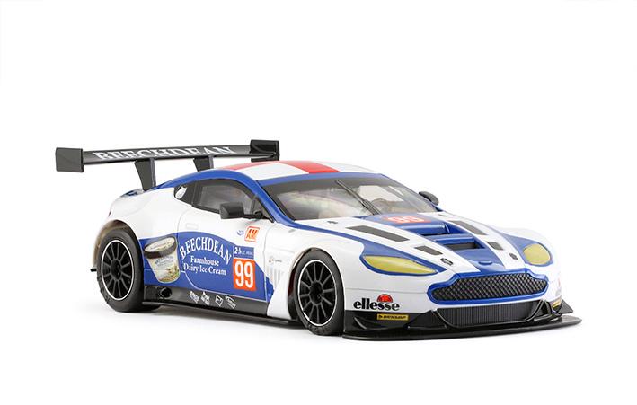 NSR - ASV GT3 #99 Le Mans 24h 2016 - AW - King Evo3 21.400 rpm