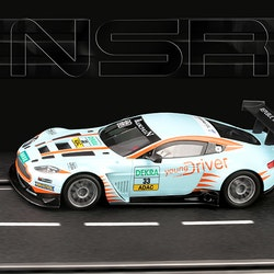 NSR - Aston Martin Vantage GT3 - Young Driver #33 - AW - King Evo3 21.400 rpm
