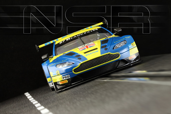 NSR - ASV Bilstein Blancpain Endurance serie 2013 - #97 - AW - King Evo3 21.400 rpm