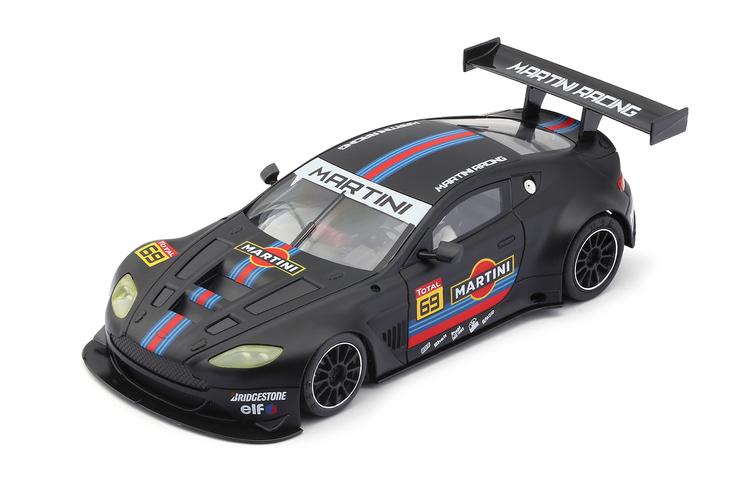 NSR - ASV GT3 Martini Racing #69 - Black - King Evo3 21.400 rpm