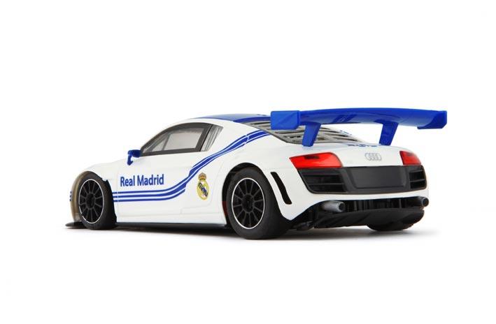 NSR - Audi R8 LMS Real Madrid F.C. - AW - King Evo3 21.400 rpm