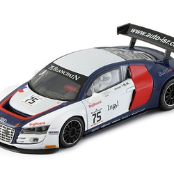 NSR - Audi R8 LMS - Blancpain Sprint Series 2015 - ISR Racing - #75 - AW - King Evo3 21.400 rpm