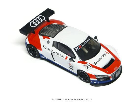 NSR - Audi R8 LMS - United Autosports USA #23 - AW - King Evo3 21.400 rpm