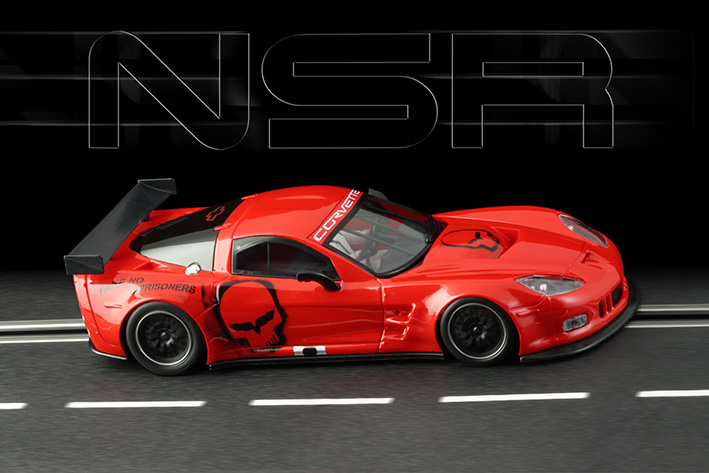 NSR - Corvette C6R Take NO Prisoners - AW - King Evo3 21.400 rpm