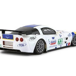 NSR - Corvette C6R - Le Mans Series 2009 #72 - SPA-Francochamps winners - AW - King Evo3 21.400 rpm