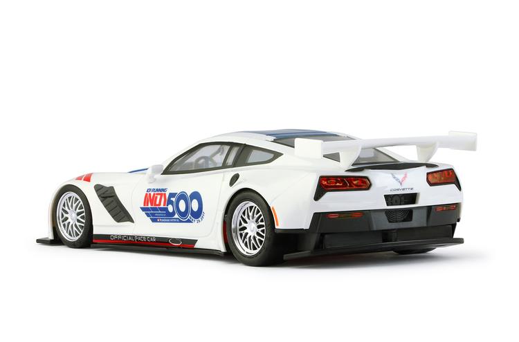 NSR - Corvette C7R - Grand Sport - Pace Car Indy 2017 - AW - King Evo3 21.400 rpm