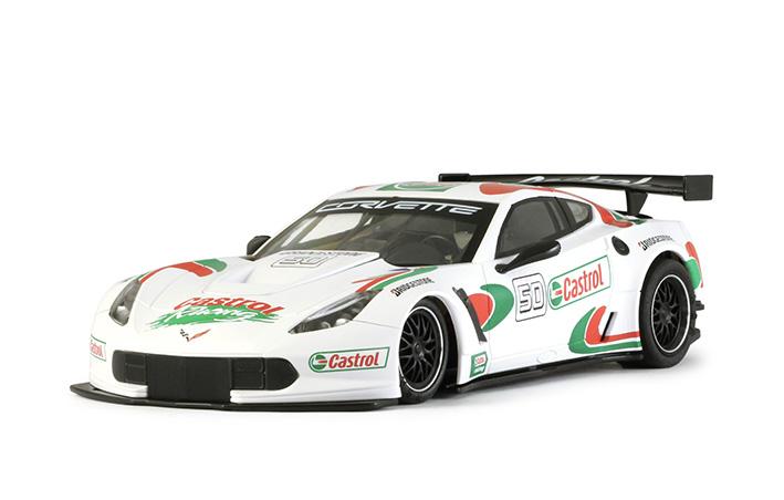 NSR - Corvette C7R - #50 Castrol Racing - AW - King Evo3 21.400 rpm
