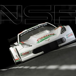NSR - Corvette C7R - #50 Castrol Racing - AW - King Evo3 21.400 rpm