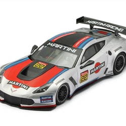 NSR - Corvette C7R - Martini Racing #22 - Grey - AW - King Evo3 21.400 rpm