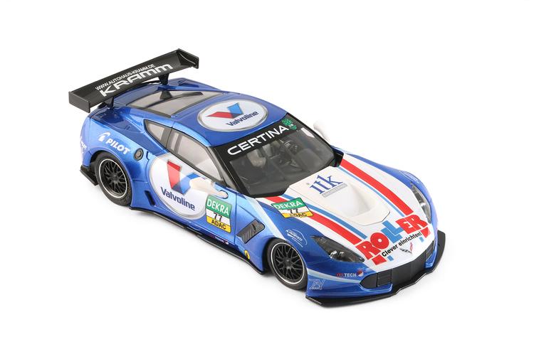 NSR - Corvette C7R - ADAC GT MASTERS 2017 - #77 - Winner - AW - King Evo3 21.400 rpm