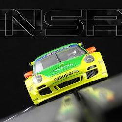 NSR - Porsche 997 - Team Manthey International GT Open 2012 - AW King21k rpm