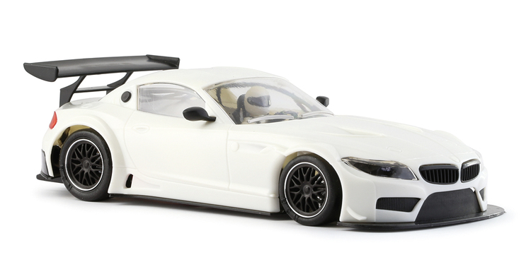 NSR - BMW Z4 - Body White Kit - AW King EVO3 21k