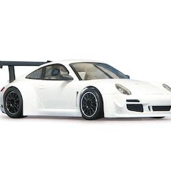 NSR - Porsche 997 - Body White Kit - AW King EVO3 21k