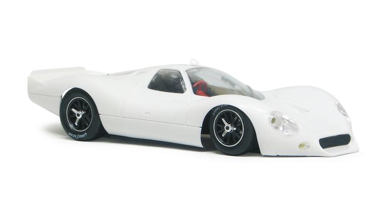 NSR - P68 Alan Mann - Body White Kit - SW Shark