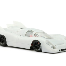 "NSR - Porsche 917K ""DOUBLE FIN"" - Body White Kit - SW Shark EVO 21,5 21.900 rpm"