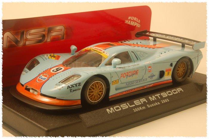 NSR -  Mosler MT900R Team Fortune 300 Km Suzuka 2005 - SW Shark 22k
