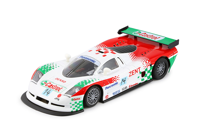 NSR -  MOSLER MT900R EVO3 Team Castrol Racing #14 - SW Shark 25K