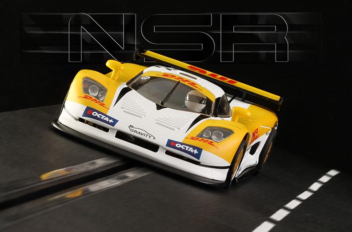 NSR -  Mosler MT 900 R #24 - Belcar 2007 - Winner - SW Shark 25K
