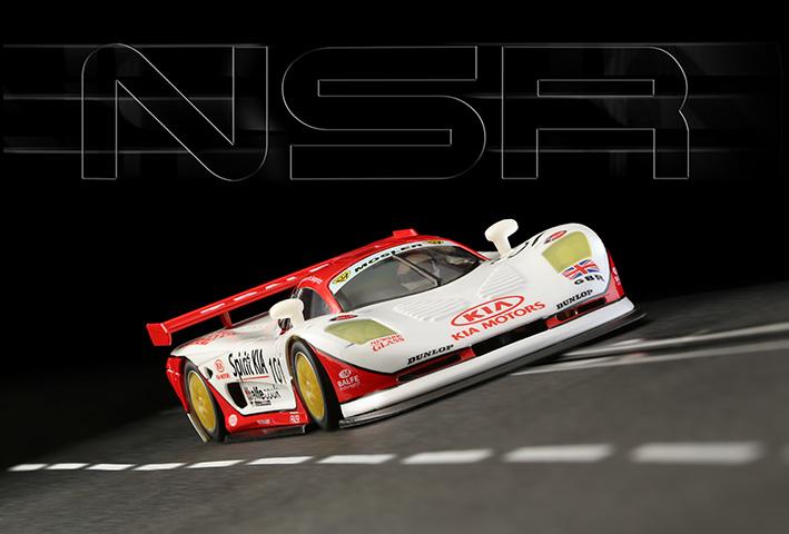 NSR -  Mosler MT900 R EVO5 Blancpain Sprint Series 2005 #101 - AW King EVO 21.400 rpm