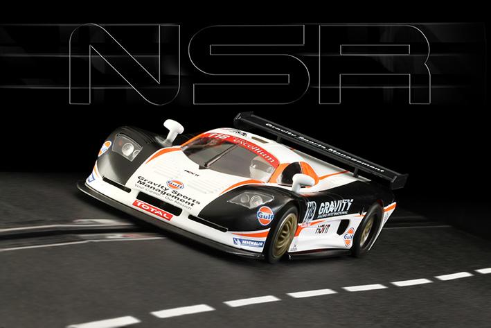 NSR -  Mosler MT 900 R EVO3 - Gravity 24h Spa 2009 #118 - SW Shark 25K