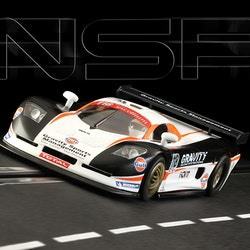 NSR -  Mosler MT 900 R EVO3 - Gravity 24h Spa 2009 #118 - SW Shark 25K