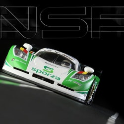 NSR -  Mosler MT 900 R EVO5 TRIA - Zolder 24h 2008 #24 - AW King EVO 21.400 rpm