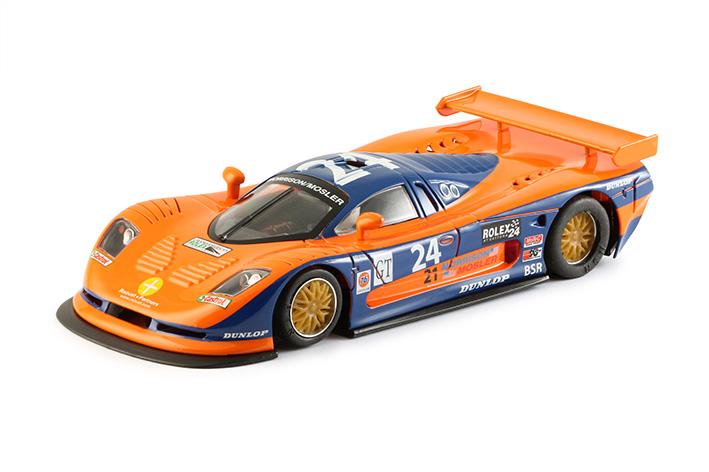 NSR -  Mosler MT 900 EVO3 R #24 - Belcar 2007 - Winner - SW Shark 25.000 rpm
