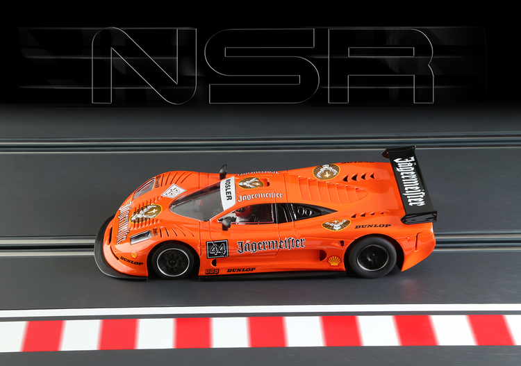 NSR -  Mosler MT 900 R EVO3 - JAGERMEISTER #44 - AW King EVO 21.400 rpm