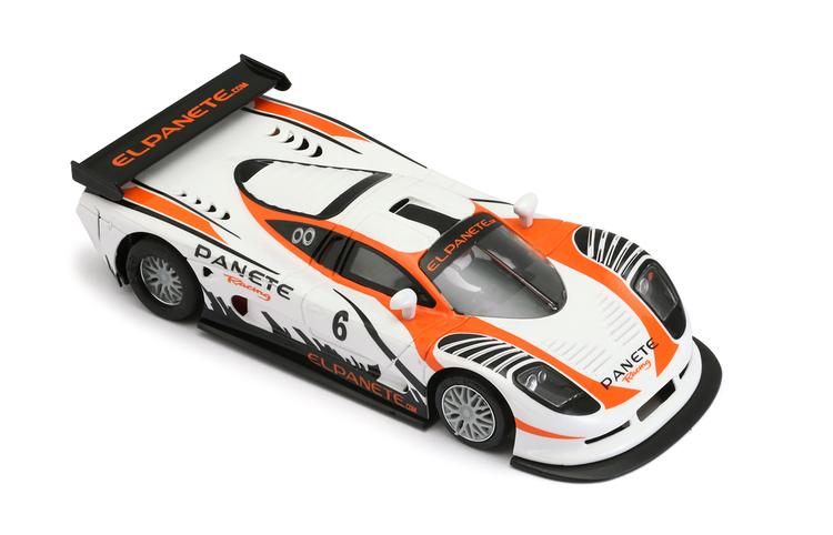 NSR -  Mosler MT 900 R EVO5 - Panete Racing orange #6 - AW King EVO 21.400 rpm
