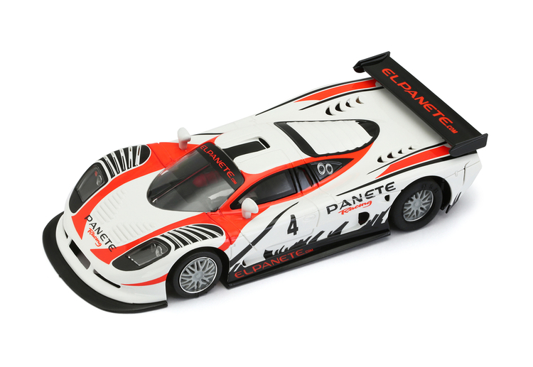 NSR -  Mosler MT 900 R EVO3 - Panete Racing red #4 - AW King EVO 21.400 rpm