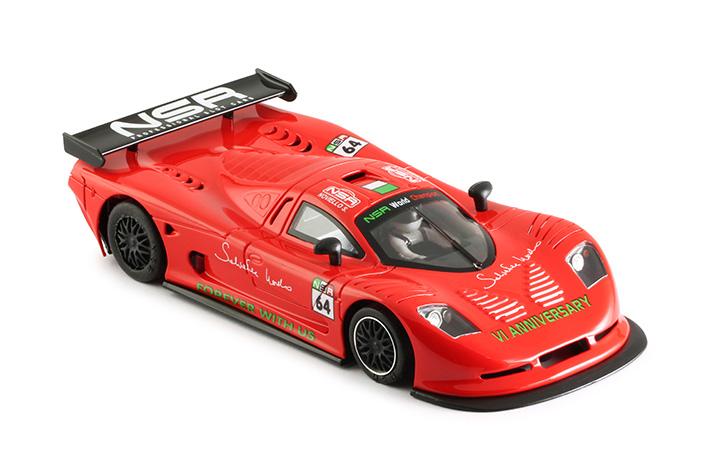 NSR -  Mosler MT 900 R EVO5 TRIA- Salvatore Noviello 6th ANNIVERSARY #64 - AW King EVO 21.400 rpm
