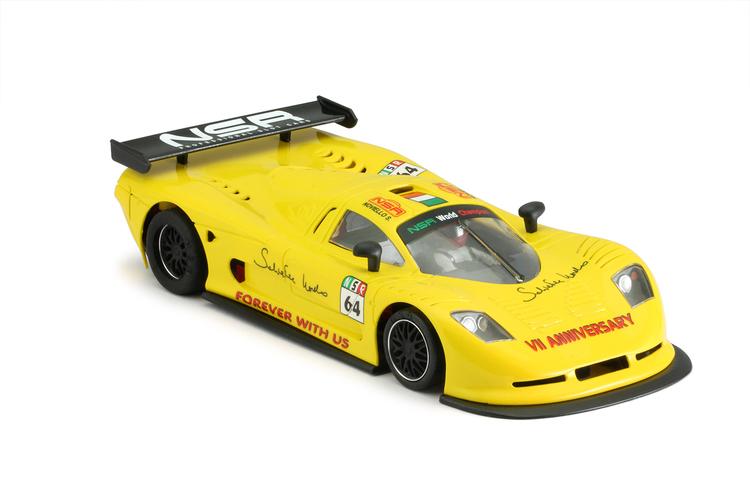 NSR -  Mosler MT 900 R EVO5 TRIA- Salvatore Noviello 7th ANNIVERSARY #64 - AW King EVO 21.400 rpm
