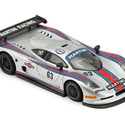 NSR -  Mosler MT 900 R EVO5 TRIA - Martini Racing grey #63 - AW King EVO 21.400 rpm