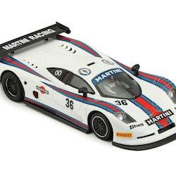 NSR -  Mosler MT 900 R EVO5 TRIA - Martini Racing white #36 - AW King EVO 21.400 rpm
