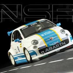 NSR - Abarth 500 Assetto Corse Trofeo Selenia Mugello 2015 #9 - Shark EVO 20.000 rpm