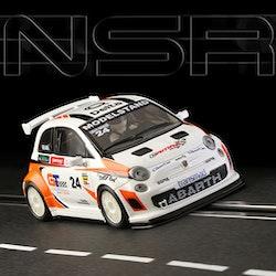 NSR - Abarth 500 Assetto Corse - Trofeo Portogallo 2014 #24 - Shark EVO 20.000 rpm