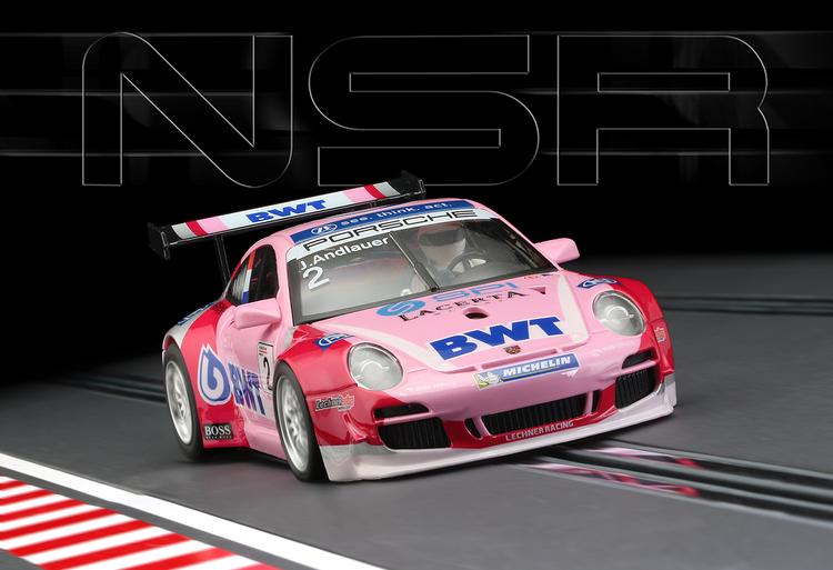 NSR - PORSCHE 997 SUPER CUP BWT ANDLAUER #2 - AW King Evo3 21.400 rpm