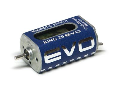 NSR - KING 25K EVO  25000RPM  350g-cm @ 12V - LONG CAN