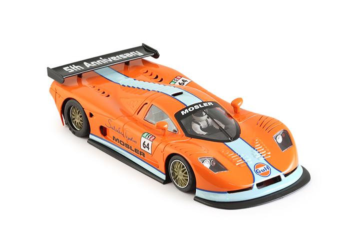 NSR - Mosler MT 900 R - Salvatore Noviello 5th ANNIVERSARY #64 - AW King 21 EVO3 - 21.400 rpm